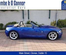 BMW Z4 2.0I SPORT MONTEGO BLUE / CREAM LEATHER LO FOR SALE IN DUBLIN FOR €9750 ON DONEDEAL