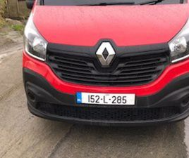 152 RENAULT TRAFFIC FOR SALE IN DONEGAL FOR €9600 ON DONEDEAL