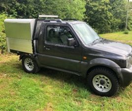 USED 2012 SUZUKI JIMNY SZ3 PICK UP TRUCK CONVERSION NOT SPECIFIED 47,000 MILES IN GREY FOR