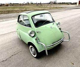 1961 BMW ISETTA | CLASSIC CARS | ST. CATHARINES | KIJIJI