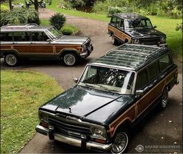FOR SALE: 1989 JEEP GRAND WAGONEER IN BEMUS POINT, NEW YORK