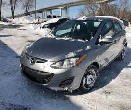 CERTIFIED 2011 MAZDA2 HATCHBACK, AUTO, WINTER TIRES INCLUDED!!   CARS & TRUCKS   ST. CATHA