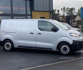 USED 2017 CITROEN DISPATCH 1000 EN-PRISE BH NOT SPECIFIED 104,000 MILES IN SILVER FOR SALE