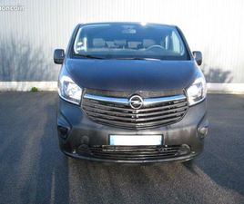 VIVARO 9 PLACES 76000KMS 17990E