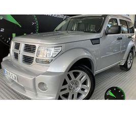 DODGE NITRO 2.8CRD 4WD SXT AUT. 4X4, SUV O PICKUP DE SEGUNDA MANO EN MADRID | AUTOCASION