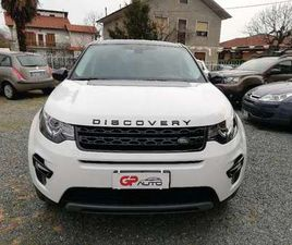 LAND ROVER DISCOVERY SPORT 2.0 TD4 180 CV HSE SPORT