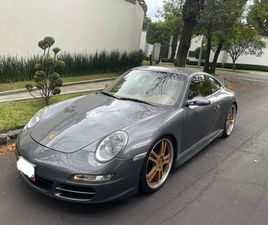 PORSCHE 911 3.8 CARRERA 2 COUPE AT