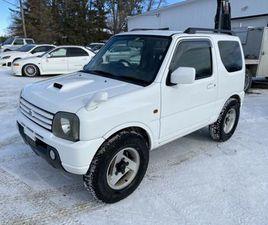 2002 SUZUKI JIMNY 4X4 5SPD | CARS & TRUCKS | WINNIPEG | KIJIJI