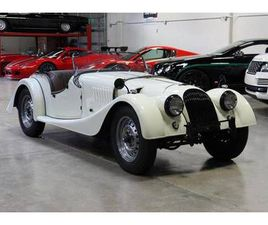 1958 MORGAN PLUS 4 CONVERTIBLE