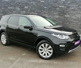 >MAR 2015 LAND ROVER DISCOVERY SPORT 2.2 SD4 HSE 5DR AUTO