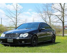 2004 MERCEDES CLK 55 AMG | CARS & TRUCKS | ST. CATHARINES | KIJIJI