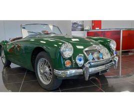 MG MGA 1600 ** BRITISH RACING GREEN** RIF. 14740982