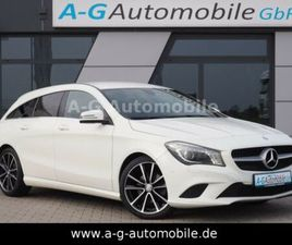 MERCEDES-BENZ CLA 180 SHOOTING BRAKE-KAMERA*18LM*S-HEFT-PDC