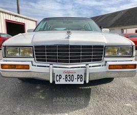 CADILLAC FLEETWOOD V8 4.9L 1992