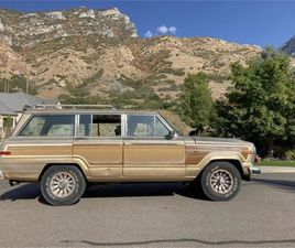 FOR SALE: 1986 JEEP WAGONEER IN CADILLAC, MICHIGAN