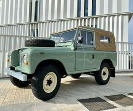 LAND ROVER SERIE III 88INCH SOFT TOP