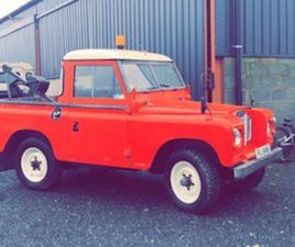 1974 LAND ROVER BREAKDOWN PICKUP SERIES 3 FOR SALE IN DOWN FOR £14995 ON DONEDEAL