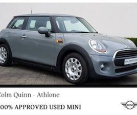 MINI HATCH ONE 1.2 FOR SALE IN WESTMEATH FOR €16995 ON DONEDEAL