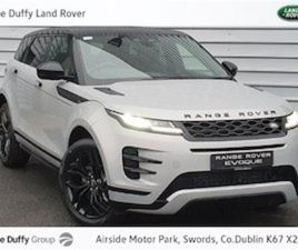 LAND ROVER RANGE ROVER EVOQUE R-DYNAMIC S 1.5 PHEV FOR SALE IN DUBLIN FOR €69500 ON DONEDE