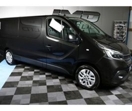 USED 2020 RENAULT TRAFIC 2020 RENAULT TRAFIC 2.0 LL30 SPORT ENERGY DCI 144 BHP AUTO (FINAN