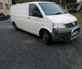 2006 VW TRANSPORTER T5 LWB 1.9TDI FOR SALE IN MAYO FOR €4250 ON DONEDEAL