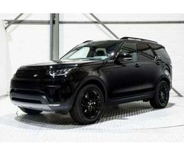 LAND ROVER DISCOVERY 2.0 SD4 SE 7 SITZERBLACK PACKPANO