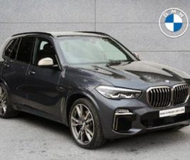 BMW X5 X5 M50D FOR SALE IN CORK FOR €121900 ON DONEDEAL