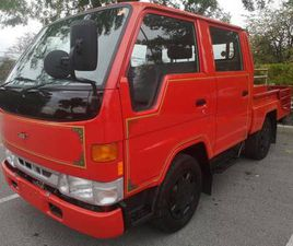 1998 TOYOTA DYNA CREW CAB ONLY 5000 KMS ORIGINAL MILEAGE LIKE NEW
