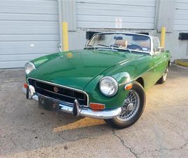 FOR SALE: 1970 MG MGB IN HOUSTON, TEXAS