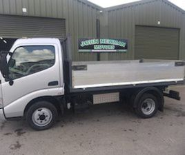 3.5 TON TIPPER TOYOTA DYNA FOR SALE IN MEATH FOR €17500 ON DONEDEAL