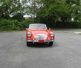 1957 MG A FOR SALE