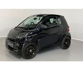 SMART FORTWO 1.0 BRABUS XCLUSIVE 2D 102 BHP