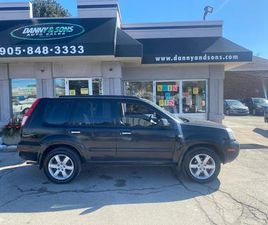 USED 2006 NISSAN X-TRAIL SE