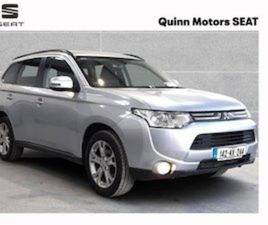 MITSUBISHI OUTLANDER 2.2 DI-D 150PS 6MT 2WD 5-SEA FOR SALE IN KILKENNY FOR €14950 ON DONED