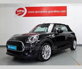 III CABRIOLET 1.5 COOPER 136 FINITION EXQUISITE BVA7