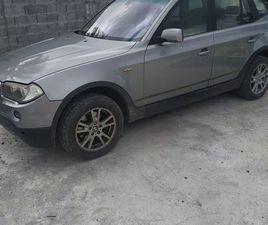 BMW X3 E83 2L BOÎTE AUTOMATIQUE