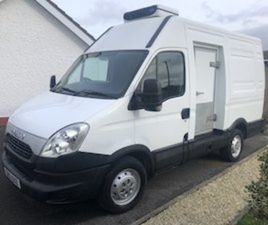 2013 IVECO DAILY FRIDGE FREEZER VAN FOR SALE IN DONEGAL FOR €0 ON DONEDEAL