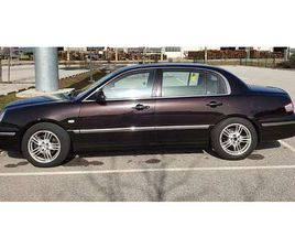 KIA OPIRUS KIA OPIRUS EXCLUSIV 3500 V6 MIT CNG ERDGASANLAGE LIMOUSINE, 2007, 158.000 KM, €