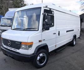 MERCEDES VARIO TURBO FOR SALE IN ARMAGH FOR £10000 ON DONEDEAL