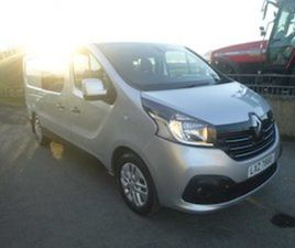 RENAULT TRAFIC, 2018 FOR SALE IN DOWN FOR £12500 ON DONEDEAL