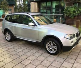 BMW X3 2.0D SEPE 12 E83 XDRIVE N47 AUTOMATIC * FOR SALE IN DUBLIN FOR €7950 ON DONEDEAL