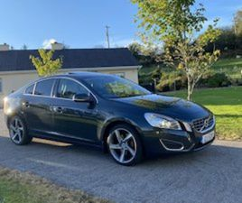 2012 VOLVO S60 D5 SAT NAV LEATHER FOR SALE IN LEITRIM FOR €8995 ON DONEDEAL