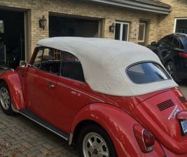 VW BEETLE CONVERTIBLE | CLASSIC CARS | LONDON | KIJIJI