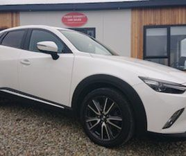 2017 MAZDA CX-3 SPORT NAV **€315 PER MONTH FOR SALE IN DONEGAL FOR €18750 ON DONEDEAL