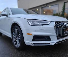 2018 AUDI A4 ALLROAD TECHNIK - WITH ONLY 13,500 KMS!!!