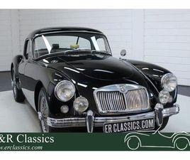 FOR SALE: 1957 MG MGA 1500 IN WAALWIJK, NOORD BRABANT