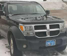 2007 DODGE NITRO | CARS & TRUCKS | OWEN SOUND | KIJIJI