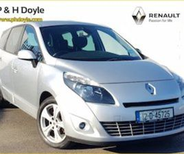 RENAULT GRAND SCENIC DYNAMIQUE FOR SALE IN WEXFORD FOR €6950 ON DONEDEAL