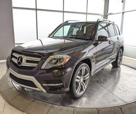 USED 2013 MERCEDES-BENZ GLK-CLASS LOW MILEAGE - ONE OWNER
