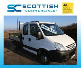 IVECO DAILY 35C12D CRC 3450 MWB